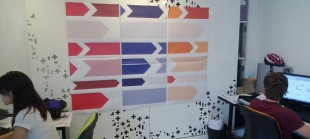 Feature Wall Prints – A Design Process