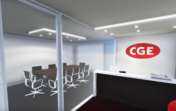 CGE Office Fitout